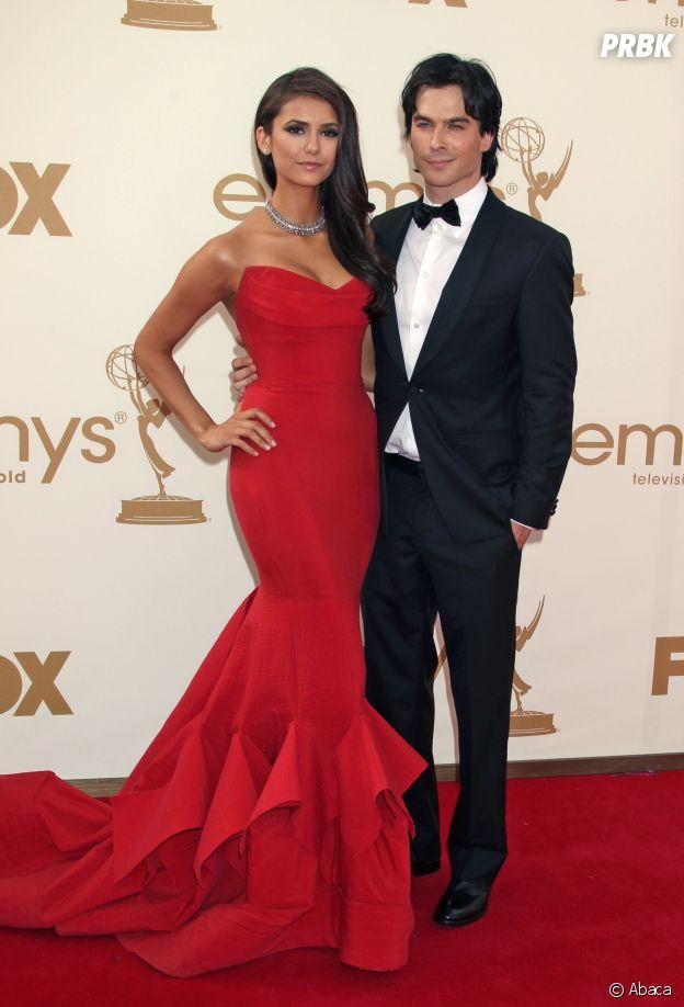 Nina Dobrev et Ian Somerhalder se sont rencontrés sur le tournage de la série The Vampire Diaries