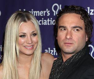 Johnny Galecki et Kaley Cuoco se sont rencontrés sur le tournage de The Big Bang Theory