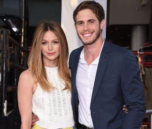 Melissa Benoist et Blake Jenner se sont rencontrés sur le tournage de la série Glee