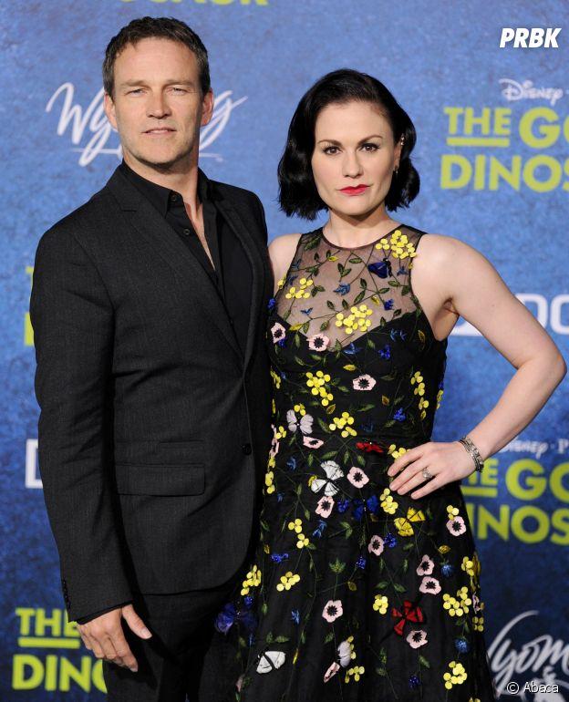 Stephen Moyer et Anna Paquin se sont rencontrés sur le tournage de la série True Blood