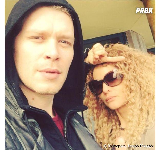 Joseph Morgan et Persia White se sont rencontrés sur le tournage de la série The Vampire Diaries