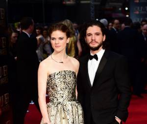 Kit Harington et Rose Leslie se sont rencontrés sur le tournage de la série Game of Thrones