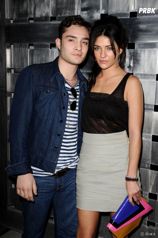 Jessica Szohr et Ed Westwick se sont rencontrés sur le tournage de Gossip Girl