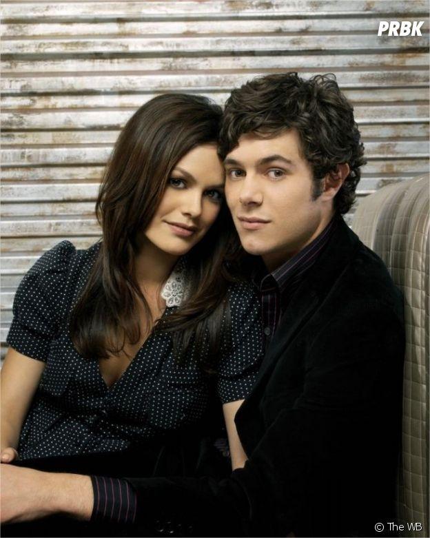 Rachel Bilson et Adam Brody se sont rencontrés sur le tournage de la série