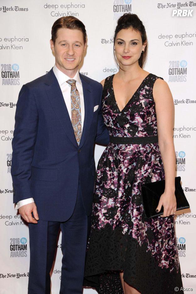 Ben McKenzi et Morena Baccarin se sont rencontrés sur le tournage de Gotham