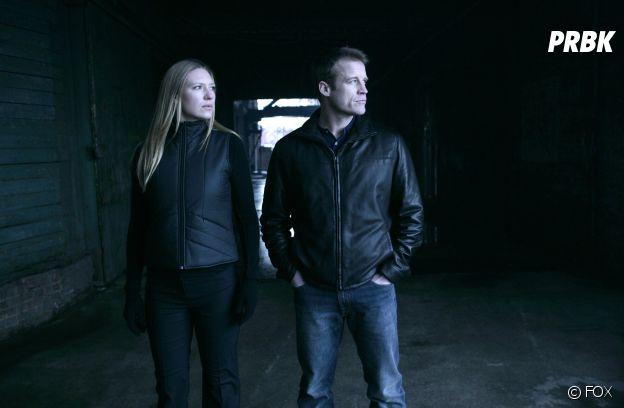 Anna Torv et Mark Valley se sont rencontrés sur le tournage de Fringe
