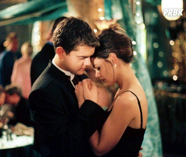 Joshua Jackson et Katie Holmes se sont rencontrés sur le tournage de Dawson