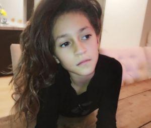 Emme, la fille de Jennifer Lopez et Marc Anthony, est le sosie de sa maman.
