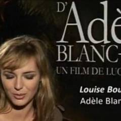 Les Aventures extraordinaires d'Adèle Blanc-Sec ... nouveau teaser