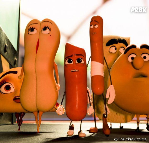 Sausage Party bientôt censuré par La Manif Pour Tous ?