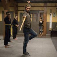 Iron Fist : Finn Jones se prépare au combat sur les premières photos (Exclu)
