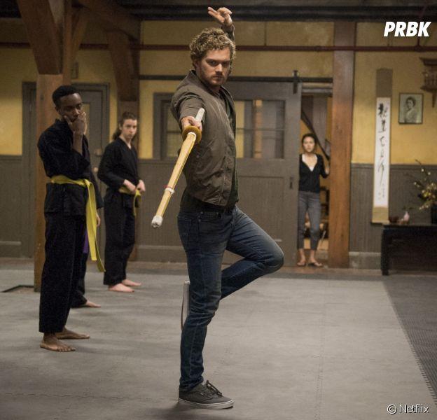 Iron Fist : Finn Jones aka Iron Fist sur une première photo de la série de Netflix