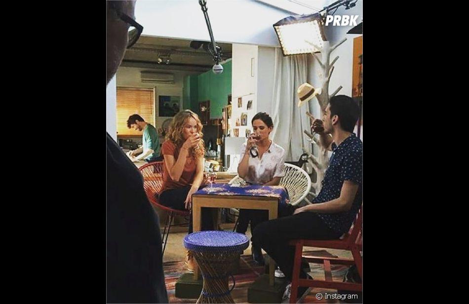 Clem saison 7 : les acteurs dans les coulisses du tournage