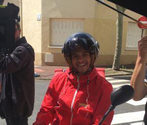 Clem saison 7 : Rayane Bensetti sur le tournage