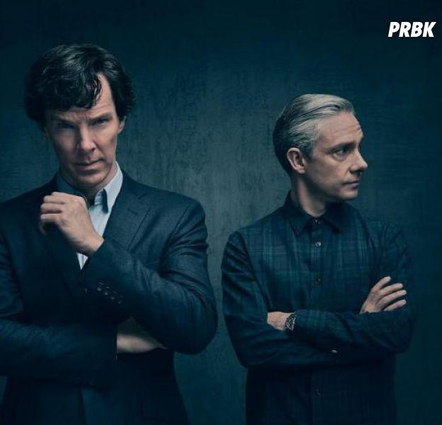 Sherlock saison 4 : Holmes et Watson bientôt en couple ?