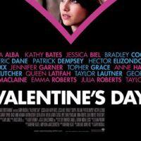 La BO de Valentine's Day dispo en mars !