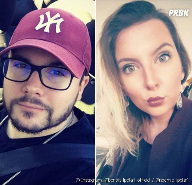 Noémie (Les Princes de l'amour 4) insultée par Benoît, elle met les choses au clair sur Instagram