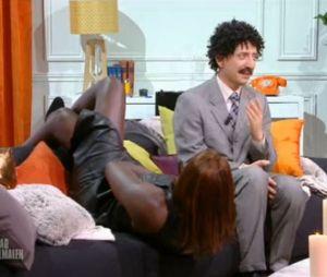 Saturday Night Live sur M6 : Ahmed Sylla et Gad Elmaleh, la parodie de Une ambition intime de Karine Le Marchand