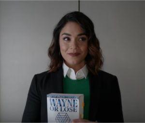 Powerless : Vanessa Hudgens contre les super-héros dans une bande-annonce déjantée