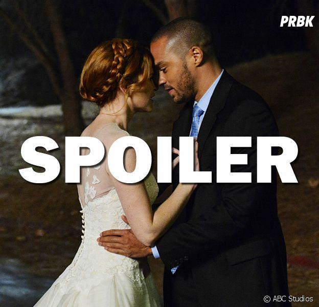 """Grey's Anatomy saison 13 : un épisode """"plein d'espoir"""" centré sur April et Jackson"""