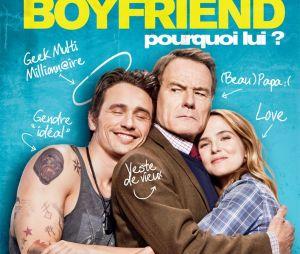 The Boyfriend - Pourquoi lui ? Bryan Cranston vs James Franco, face-à-face déjanté