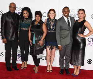 Les stars de Grey's Anatomy aux People's Choice Awards 2017 le 18 janvier