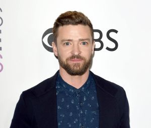 Justin Timberlake aux People's Choice Awards 2017 le 18 janvier