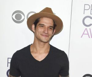 Tyler Posey aux People's Choice Awards 2017 le 18 janvier