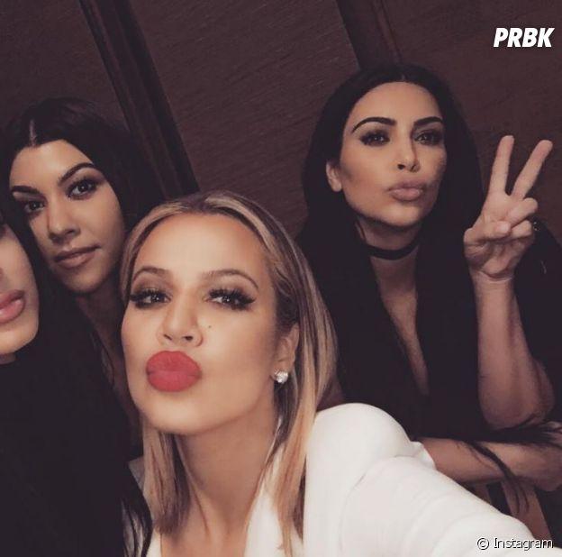 Kim Kardashian et ses soeurs Khloe Kardashian et Kourtney Kardashian avant-après la chirurgie esthétique : les photos chocs.