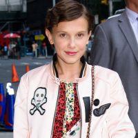 Millie Bobby Brown : Eleven de Stranger Things devient égérie Calvin Klein... à seulement 12 ans !