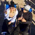 Leslie (Les Princes de l'amour 4) et Axel Ghozelam sont partis au ski ensemble