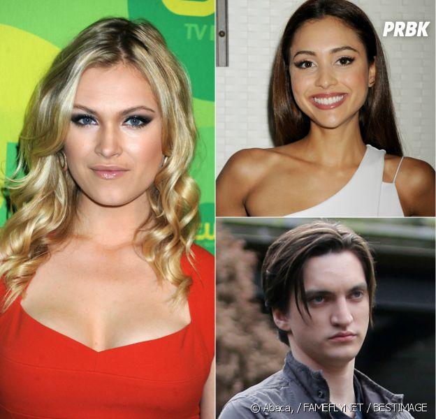 Les 100 saison 4 : Eliza Taylor, Richard Harmon, Lindsay Morgan... les acteurs débarquent à Paris