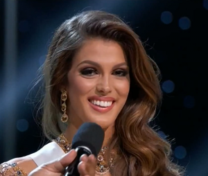 Iris Mittenaere élue Miss Univers 2016 : oops, le traducteur a failli la faire perdre