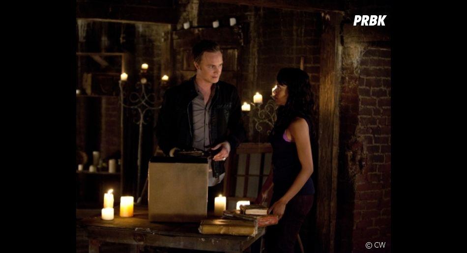 The Vampire Diaries saison 8 : David Anders de retour dans le final ?