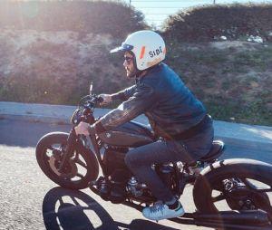 Thomas Letourneur (Top Chef 2017) passionné de moto