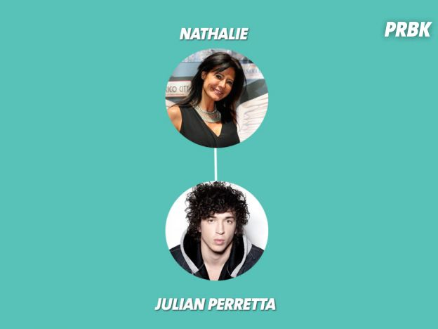 Nathalie et Julian Perretta en couple ?
