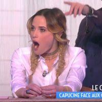 """Matthieu Delormeau VS Capucine Anav, le (faux) clash : """"T'es une grosse allumeuse !"""""""