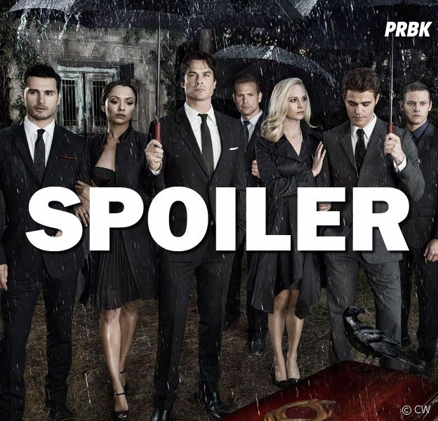 The Vampire Diaries saison 8 : Enzo bientôt humain ?