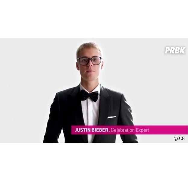 Justin Bieber de retour sur Instagram pour une publicité