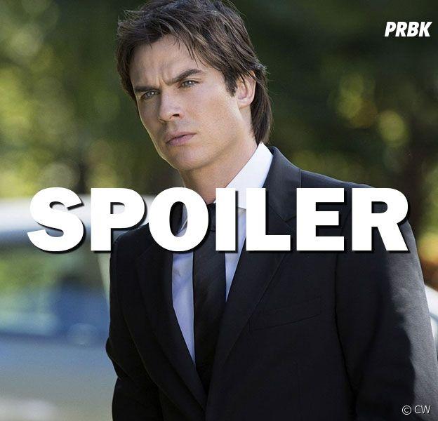The Vampire Diaries saison 8 : Damon bientôt humain ?