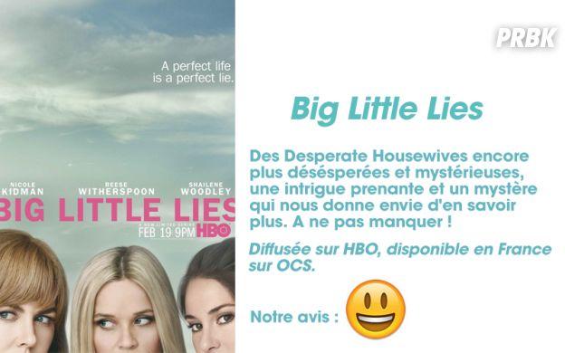 Big Little Lies : Notre avis sur la série