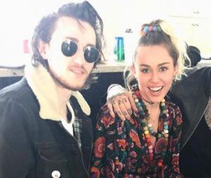 Miley Cyrus avec son frère Braison Cyrus sur Instagram : il est devenu vraiment canon !
