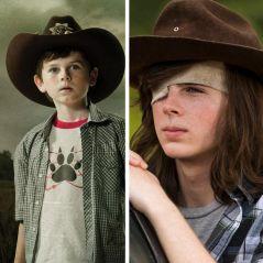 The Walking Dead saison 7 : quel âge a Carl dans l'histoire ?
