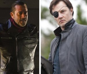 The Walking Dead : Negan vs Le Gouverneur, qui est le pire méchant ?
