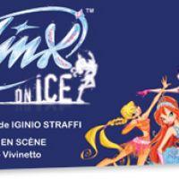 Winx ... les fées volent sur la glace de Bercy