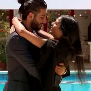 Zaven (Les Princes de l'amour 4) propose à Sabrina d'emménager avec lui, Gabano élimine Natacha