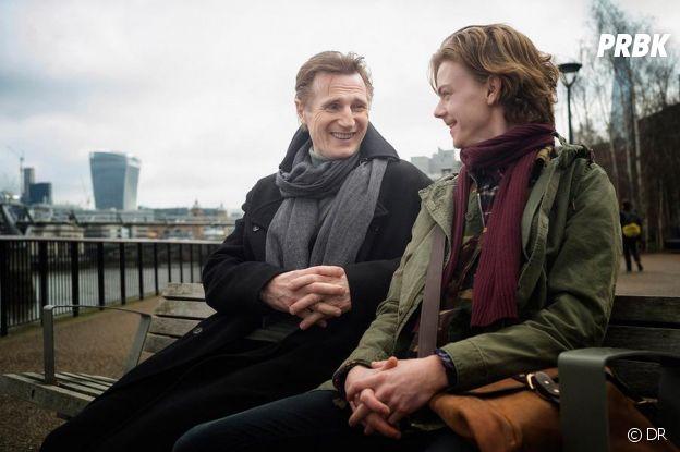Love Actually : Liam Neeson et Thomas Brodie-Sangster dans la suite
