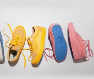 Union LA x Vans : la collaboration californienne ultra colorée !