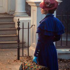 Mary Poppins : Emily Blunt en costume sur la première photo