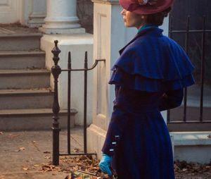 Mary Poppins : Emily Blunt sur la première photo